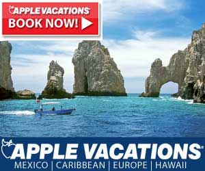 apple vactions book now
